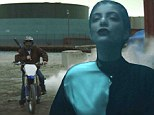 Lorde premieres motorbike-jousting music video for Team...and promptly crashes Vevo