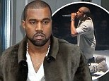Kanye West stops Yeezus concert in Florida midway through 'demanding that the sound and lights be turned off'