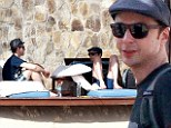 No time for quantum physics in Cabo! Big Bang Theory star Jim Parsons enjoys romantic seaside getaway with boyfriend Todd Spiewak