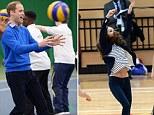 William volleyball