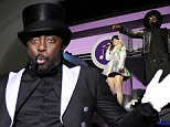 New approach: will.i.am has spoken out about taking a different approach with his artists from now on, after learning of the 'politics' surrounding winning acts on The Voice