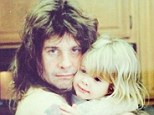 'I am so proud to be your daughter!' Kelly Osbourne shared a cute flashback picture to mark father Ozzy's 65th birthday on Tuesday