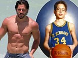 'Failure helped me succeed!' Joe Manganiello reveals he was once a scrawny kid... as he opens up about his battle with alcoholism