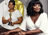 'My eggs are dying and I'm fine with that': Octavia Spencer says children are not in her future... and that is alright with her