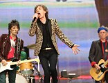 14 ON FIRE: The Rolling Stones will tour again, this time to the Far East, Australia and New Zealand in 2014