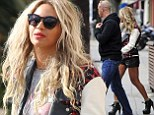 We'd recognise those legs anywhere! Beyoncé showcases her pins in tiny shorts as she goes vegan for 22 days with Jay Z