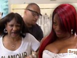 Fight breaks out at Kandi's wedding dress fitting in sneak peek at new Real Housewives Of Atlanta episode