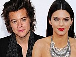 Date number two! Kendall Jenner 'met Harry Styles for a romantic lunch and they leaned into each other'