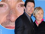 Hugh Jackman and Deborra-Lee Jackman attend David Lynch