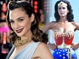 Meet the new Wonder Woman! Former Israeli army recruit Gal Gadot will power up in superhero tussle Batman Vs. Superman