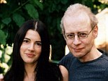 First husband: Nigella Lawson with her John Diamond who died from cancer in 2001 after a four-year battle with the disease