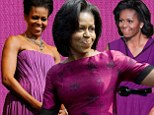 Michelle Obama Pantone color of the year