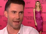 'She laughed!': Adam Levine reveals his model fiancée found it hilarious when he was named Sexiest Man Alive