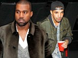 Kanye will not be pleased! Drake finds himself in the firing line of hotheaded West as he signs on to be spokesperson for Nike after Yeezus star severs ties with company