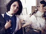 'When I hit 30, I didn't give a s**t anymore': Downton Abbey's Michelle Dockery talks ageing as she poses for ethereal shoot