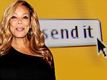 Behind the times! Wendy Williams admits she's NEVER sent an email and 'wouldn't know how' as she reveals she was born with eleven fingers