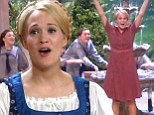 Carrie almost solves a problem like Maria! Underwood praised for live vocals but let down by acting skills in The Sound of Music