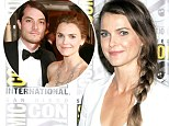 'They have been separated since early summer': Keri Russell confirms she has split from her husband of almost seven years