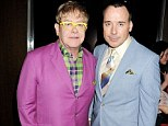 'Bog standard': Sir Elton John¿s knighthood leaves his civil partner, David Furnish, as a bog standard Esq
