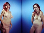 Artist's photo series shows how the body can transform dramatically with just a change of pose