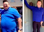 MasterChef judge Graham Elliot reveals dramatic 128lbs weight loss as he completes his first 5k race... just months after stomach reduction surgery