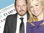 'It makes for great reading while on the sh*tter': Kelly Clarkson's new husband Brandon Blackstock responds to cheating accusations