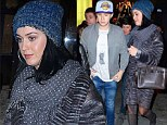 Katy Perry and Niall Horan meet up for dinner in New York... one month after announcing joke engagement