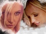 Sneak peek: Britney Spears is at her most vulnerable (and angelic) in arty new Perfume video teaser