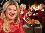 'I just wish they would stop trying to kill me': Kelly Clarkson says she loves pregnancy ... but admits she struggles with sickness