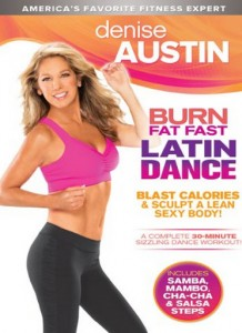 Denise Austin Dance Latin