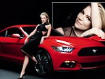 Ford Mustang collaboration with Rankin&Sienn