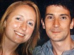 Tragic: Beth Warren with her husband Warren before he died