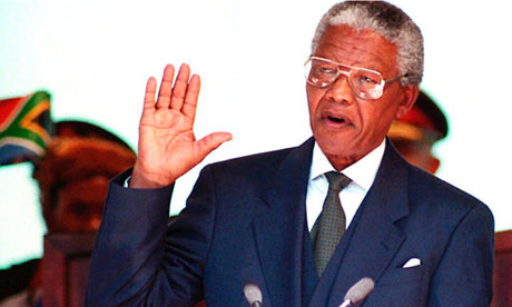Nelson Mandela changed the course of history – for South Africa and the US