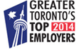 Greater Toronto Top Employers 2013