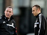 Exit strategy: Rene Meulensteen will not stand in the way of Dimitar Berbatov if he wants to leave