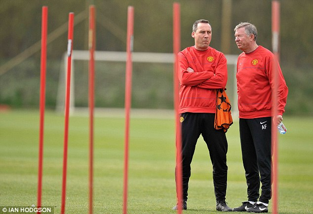 Learned from the best: Rene Meulensteen hopes to draw on Alex Ferguson's influence