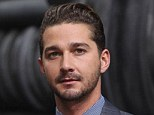 The fury of Shia! The star is reported to have told a fellow London diner he could get them killed after a nasty incident