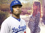 'I definitely would get married again': Evelyn Lozada names LA Dodgers' Carl Crawford as the father of her unborn child... but insists she's in no rush to remarry
