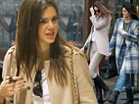 Shop til' you drop! Kendall Jenner buys expensive leathergoods with her sister Kylie ahead of her much-anticipated date with Harry Styles
