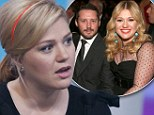 Kelly Clarkson fights back against rumours that her husband cheated: 'Stop all the lying please,' pleaded the pregnant newlywed
