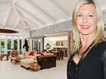 Olivia Newton-John knocks $500,000 off asking price of tragic suicide mansion