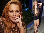 Barron who? Lindsay Lohan continues Miami partying schedule while Paris Hilton's brother nurses facial wounds following vicious attack she 'masterminded'
