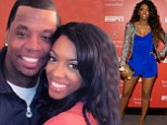 Bitter split: Porsha Williams and Kordell Stewart, shown together in an Instagram snap, had their divorce finalised last week