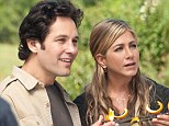 Wanderlust, in which Aniston as Linda starred with Paul Rudd as George, was on of three unsuccessful recent films