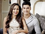 Happy news: The Wanted singer Siva Kaneswaran has announced his engagement to his girlfriend of six years, Nareesha McCaffrey