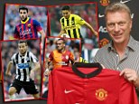 Transfers: Which of these 10 players will Manchester United sign in January
