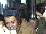 'He was holding her hand': Harry Styles takes 'new girlfriend' Kendall Jenner to his favourite gay bar in New York for date night