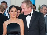 Very, very, very rich: Salma Hayek and husband Francois-Henri Pinault