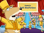 A dog gone shame? Family Guy replaces Brian with new street-smart dog Vinny in opening credits