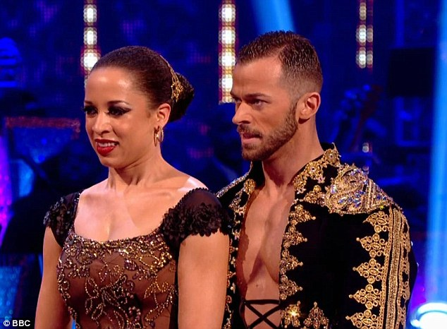 Jeopardy: Craig told Natalie and Artem that he wasn't sure their place would be secure following that dance